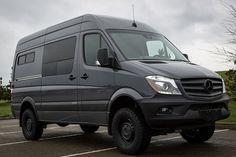 Window T-vent - Outside Van