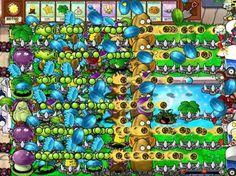 20120624 las plantas atacando triplemente hacia los pendejos