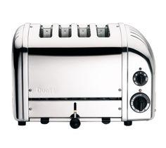 Dualit 4 Slice NewGen Toaster - Modern Toaster