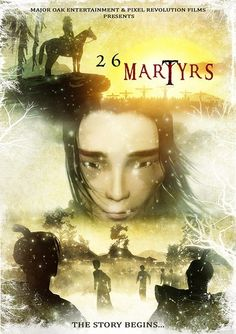 "26 Martyrs - Christian Movie/Film on DVD. ""26 Martyrs"", shines a light on the heroic and hidden history of Christianity in Japan.  http://www.christianfilmdatabase.com/review/26-martyrs/"