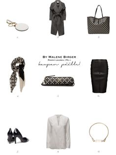 Char and the city - Boozt giveaway - buy By Malene Birger -products - get…