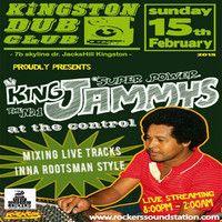 Kingston Dub Club - King Jammys 2.15.2015 by Jah Blem Muzik on SoundCloud