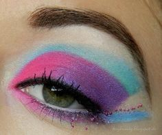 awesome mad hatter makeup idea for halloween