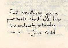 ...as written in her own hand....