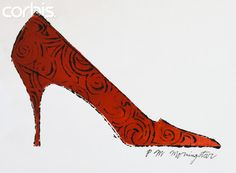 drawings andy warhol shoes | Andy Warhol … More At FOSTERGINGER @  Pinterest