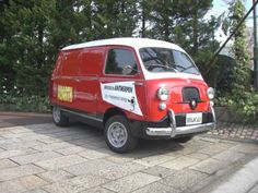 ABARTH | OLD VAN Archives