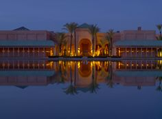 The front of the gorgeous #Amanjena in #Marrakech, #Morocco. #travel #F1S