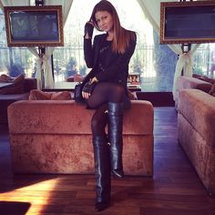 Click the link to read more about _ womens wide calf boots Women's Lace Up Boots, Sexy Boots, Black Boots, Leather Boots, Thigh High Boots, High Heel Boots, Heeled Boots, Calf Boots, Riding Boot Outfits