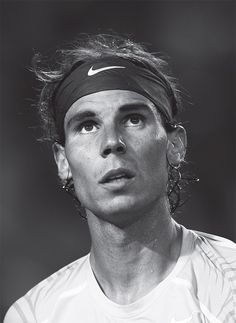 Rafael Nadal. The best tennis player of The world... H&Co.