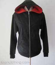 Assassins Creed Hoodie Jacket (Black Version)