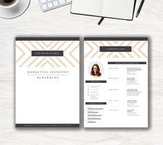 """Bewerbungsvorlage """"Classy Stripes"""" in der Farbe Cream Grey. Professionalität trifft auf Kreativität. Mit der Bewerbungsvorlage """"Classy Stripes"""" stechen Sie aus der Masse heraus. Sie erhalten von uns ein Deckblatt, Anschreiben, Lebenslauf (zwei Seiten) und ein Motivationsschreiben. Die Datei bekommen Sie als fertige Pages- oder Word-Datei inklusive Platzhaltertext mit Hinweisen."""