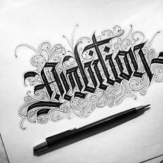 Ambition by Daniel Letterman