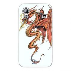 Instacase Red Dragon 2 Silicone Case for Samsung Galaxy Ace S5830 #onlineshop #onlineshopping #lazadaphilippines #lazada #zaloraphilippines #zalora