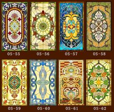 Cheap stained glass windows, Buy Quality glass windows directly from China stained glass Suppliers: Custom No glue electrostatic scrubs translucent church stained glass windows and doors wardrobe furniture foil stickers Stained Glass Window Film, Stained Glass Door, Types Of Insulation, Wardrobe Furniture, Flower Window, Window Films, Glass Wall Art, Kirchen, Decoration