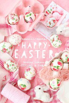 Easter〜♪ フォトレッスン!greee~~n の画像|Kawaii~♪Hunter Journal * nagoya