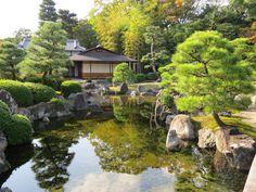 Kyoto, Japan Фотография Nijo Castle garden, Kyoto автор Septimiu Catona на 500px