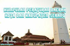 Kumpulan Peraturan Daerah (PERDA) Kota dan Kabupaten Serang