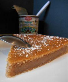 Un fondant très facile à la crème de marron... - Recette Dessert : Fondant à la crème de marron facile par Lacuillereauxmilledelices