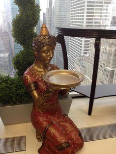 Lady Buddha Side Table