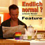 Endlich normal? Schwuler Wandel in Deutschland   Ludwig Kamberlein (Hrsg.)