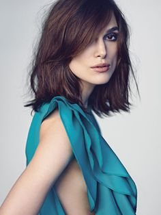 """""""Concentrating too much on the bigger picture means you forget what's happening in the present. You can lose a whole lifetime thinking about tomorrow.""""  Keira Knightley - @MarieClaire Feb 2013"""