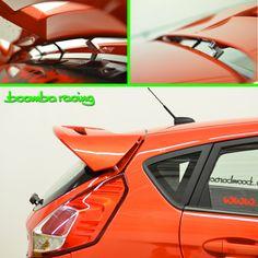 FIESTA ST Wing Risers - Boomba Racing, Inc.
