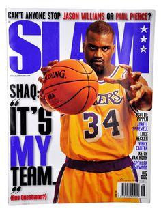 SLAM Magazine Issue 34