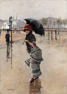 Jean Béraud, né le 12 janvier 1849 à Saint-Pétersbourg et mort à Paris le 4 octobre 1935 , est un peintre de genre et portraitiste français. Jean Béraud voit le jour à...