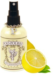 Poo~Pourri | Spritz the bowl before you go and no one else will ever know.