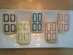 Monsters Inc. - Door cookies