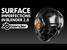 Blender- Surface Imperfections Tutorial (Procedural Shading) - YouTube