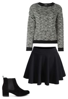 1 peça 4 looms (1) by sofiiaa-ferreira on Polyvore featuring moda and Yves Saint Laurent