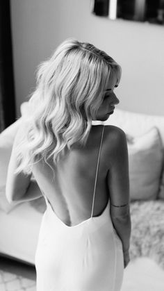 Stunning Wedding Dresses, Most Beautiful, Backless, White Dress, Collection, Fashion, Moda, Fashion Styles, Luxury Wedding Dress