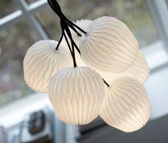 The Genius & Lore of LE KLINT's Lamp Shade Paper Folding