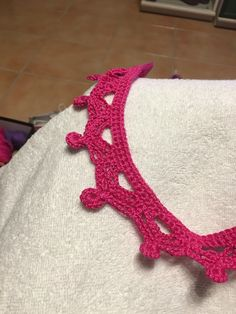 Remates de crochet