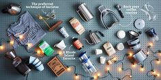 Food52 Gift Guides: Book Worm, Coffee Lover, Cocktail Connoisseur & the Foodie