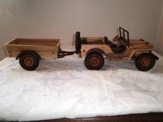 Jeeps - by wiswood2 @ LumberJocks.com ~ woodworking community