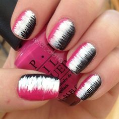 Animal Print Nail Design Idea for 2016