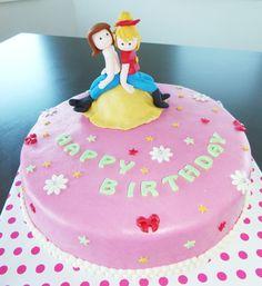Bibi & Tina - Torte - Bibi & Tina cake