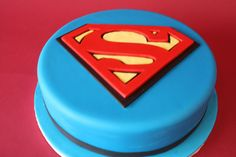 Mod Cakery - Boy Birthday Cakes - Super Hero