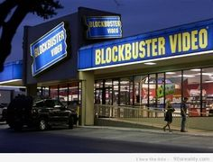 Step Growing up in the there were brick and mortar video stores. Customers would go to rent movies and games from Blockbuster Video. Jane remembers renting movies from Blockbuster as a child, and weekly trips to watch the latest movies. Funny Prank Calls, Funny Pranks, Funny Fails, Circuit City, Video K, Video Game, Rent Movies, Back In My Day, Before Midnight