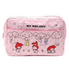 Sanrio Original My Melody Makeup Cosmetic Pouch PVC Travel Pouch Bag  GKMM017  Sanrio Cosmetic Pouch f4fb9544c634a