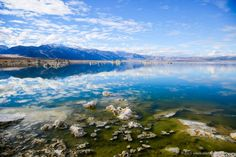Mono Lake in California