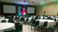 Mega evento da Heineken, aqui no Portobello Resort & Safári