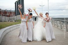 Gorgeous picture taken in Dec of a Bride at the Slieve Donard Resort and Spa in Newcastle County Down. Images taken by Geoff Telford Photography. For more information on Hotel visit www.hastingshotels.com