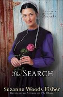 Amish fiction with sass...who would've thought that?! ~ The Search by Suzanne Woods Fisher