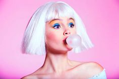 Cotton Candy-Haired Editorials - Hong Kong Pink by Jeffrey Chan is Captured on the Streets of Asia (GALLERY)