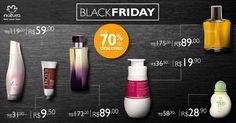 Black Friday Rede Natura! Aproveite os descontos de até 70%!