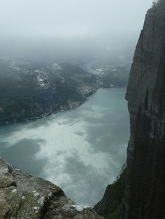 Preikestolen - The Pulpit Rock by