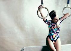 Fashion Goes Olympic